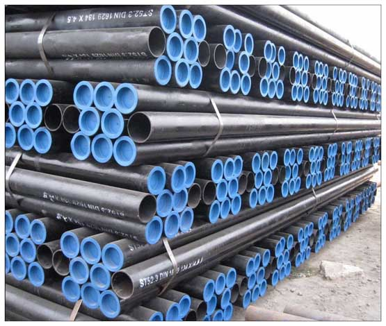 china ASTM A-106 Seamless Steel Pipes manufacturing/supplier
