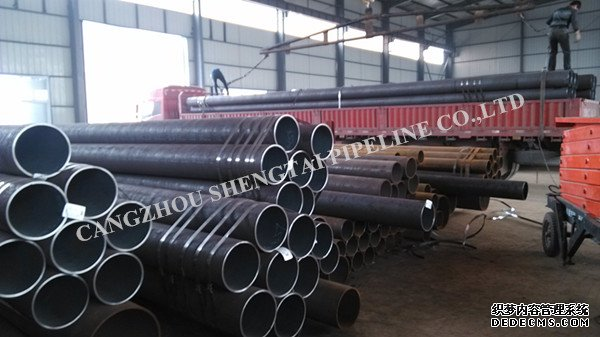 china Mechanical seamless steel pipe manufacturing/supplier
