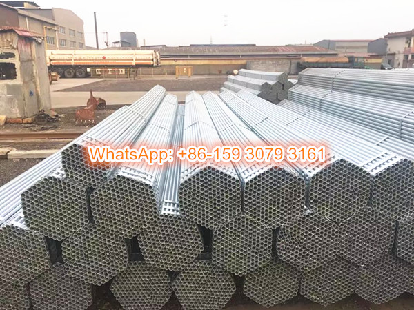 china hot dip galvanized steel pipe manufacturers of China manufacturing/supplier