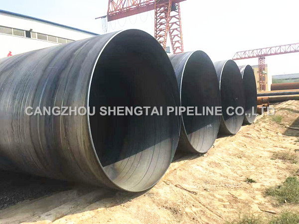 API 5L SSAW DSAW spiral welded