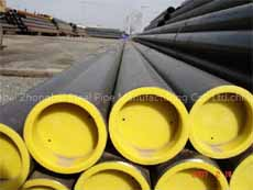 Hot-finished Steel Pipe